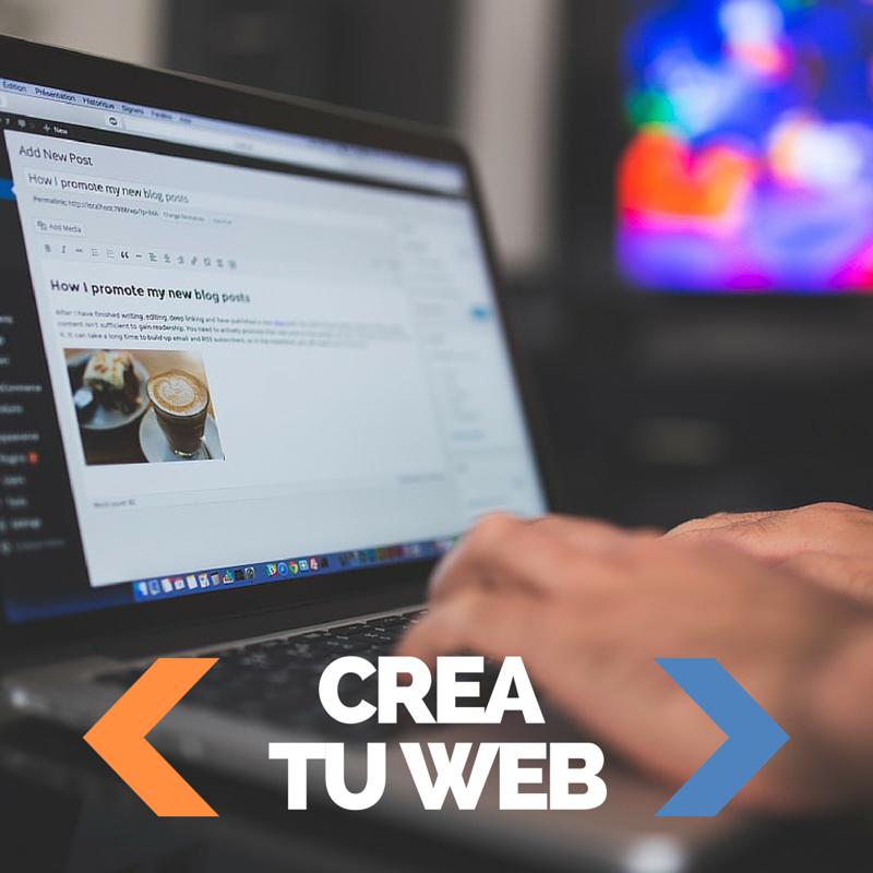 taller crea tu web