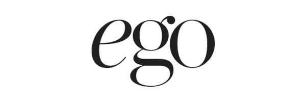 logo revista ego